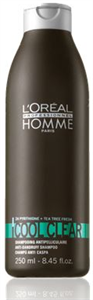 L'Oreal Professionnel Homme Cool Clear Sampon