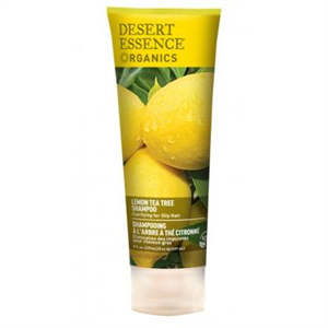 Desert Essence Lemon Tea Tree Sampon