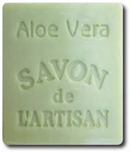 Savon de l'Artisan Aloe Vera