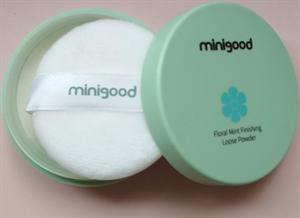 Minigood Floral Mint Finishing Loose Powder