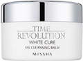 Missha Time Revolution White Cure Oil Cleansing Balm