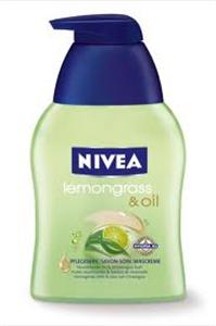 Nivea Lemongrass & Oil Folyékony Kézmosó Szappan