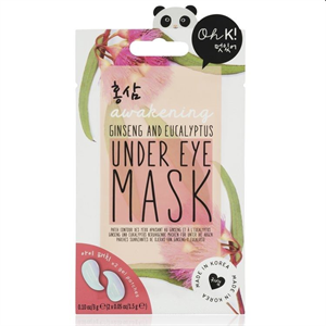 Oh K! Awakening Ginseng And Eucalyptus Under Eye Mask