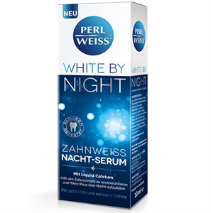 Perl Weiss White By Night Fogfehérítő Gél