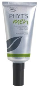 PHYT'S MEN Fluide Hydratant Aprés-Rasage - Bio borotválkozás utáni könnyű krém férfiaknak