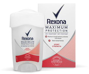 Rexona Maximum Protection Sport Strength Krémdezodor