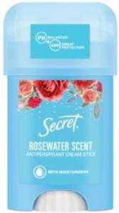 Secret Rosewater Krémdezodor
