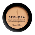 Sephora 8H Matifying Pressed Powder