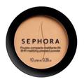 Sephora 8H Matifying Pressed Powder