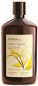 Ahava Mineral Botanic Lonc-Levendula Krémtusfürdő