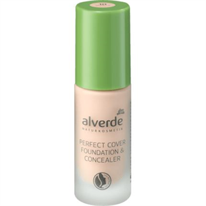 Alverde Perfect Cover Foundation & Concealer