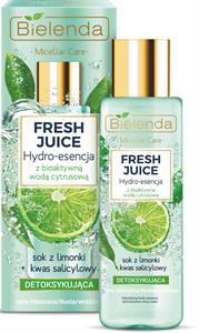 Bielenda Fresh Juice Detox Hatású Hydro-Esszencia