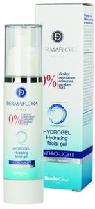 Dermaflora Hydro-Light 0% Hidratáló Gél Ceramidokkal