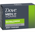 Dove Men Care Extra Fresh Szappan