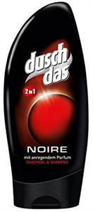 duschdas Noire Férfi Tusfürdő és Sampon 2in1