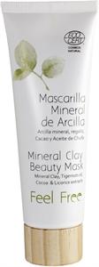 Feel Free Mineral Clay Beauty Arcpakolás
