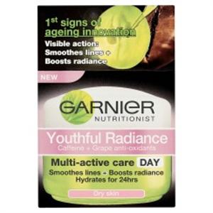 Garnier Nutriskin Multiaktív Nappali Arckrém Száraz Bőrre