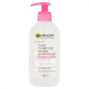 Garnier SkinNaturals Micellás Arclemosó Gél Normál és Érzékeny Bőrre