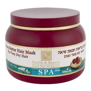 Health & Beauty Hajmaszk Shea-Vajjal