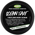 Lush Ocean Salt Öntartósító Arc- és Testradír