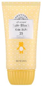 Missha All Around Safe Block Kids Sun 25
