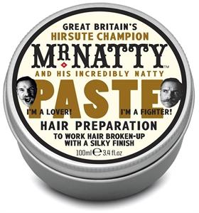 Mr. Natty Paste Hajformázó Wax (Selymes Hatás)