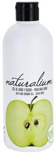 Naturalium Bath And Shower Gel - Green Apple