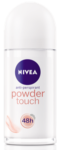 Nivea Powder Touch Golyós Deo