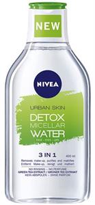 Nivea Urban Skin Detox Micellás Víz Zsíros és Vegyes Bőrre