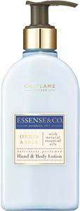 Oriflame Essence&Co. Testápoló Lotion Orris-szal és Zsályával