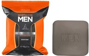 Oriflame North For Men Rescue Szappan