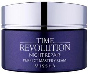 Missha Time Revolution Night Repair Perfect Master Cream