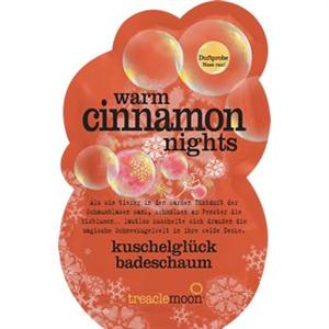 Treacle Moon Warm Cinnamon Nights Habfürdő