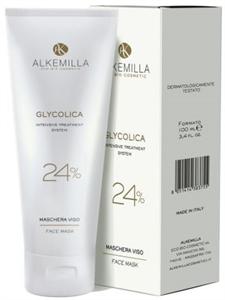 Alkemilla Eco Bio Cosmetic Glycolica Arcmaszk 24%