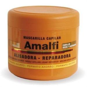 Amalfi Hajegyenesítő Hajpakolás