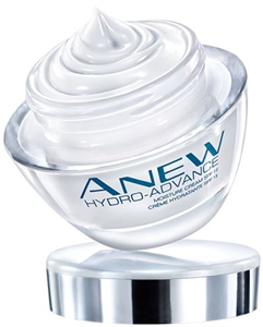 Avon Anew Hydro-Advance Hidratáló Nappali Krém SPF15