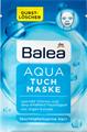 Balea Aqua Hidratáló Fátyolmaszk Alga Kivonattal Vízhiányos Bőrre