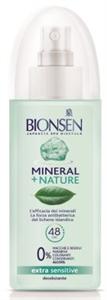 Bionsen Mineral+Nature Extra Sensitive Pumpás Dezodor