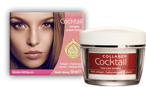 Collagen Cocktail Anti-Aging Arcápoló Komplex
