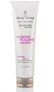deep steep Nourishing Volume Shampoo