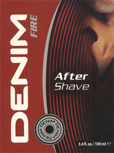 Denim Fire After Shave