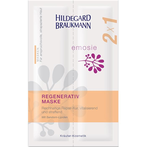 Hildegard Braukmann Emosie Regenerativ Maske