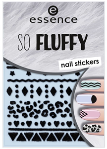 Essence So Fluffy Nail Stickers