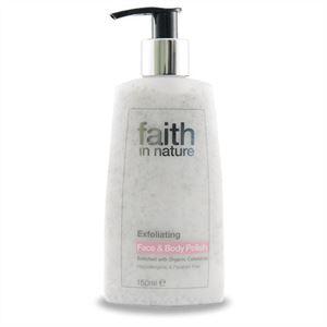 Faith In Nature Arc- és Testradír