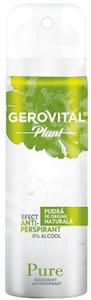 Gerovital Plant Pure Izzadásgátló Dezodor
