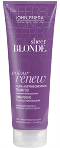 John Frieda Sheer Blonde Colour Renew Sampon