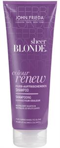 John Frieda Sheer Blonde Colour Renew Sampon