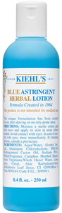 Kiehl's Blue Astrigent Herbal Lotion