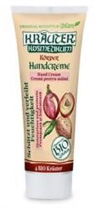 Kräuter Hidratáló Kézkrém, Bio Szőlőmag Olajjal és Mandulával