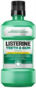 Listerine Teeth & Gum Defence Szájvíz